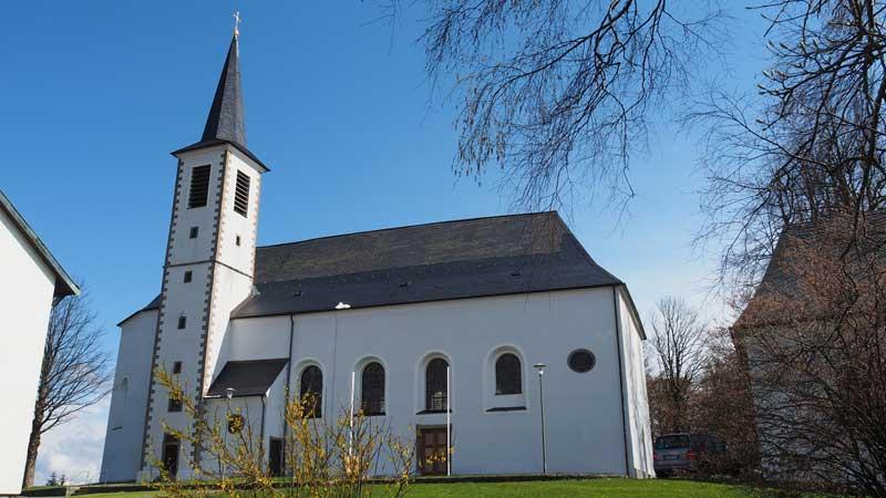 Kirche Fahrenberg