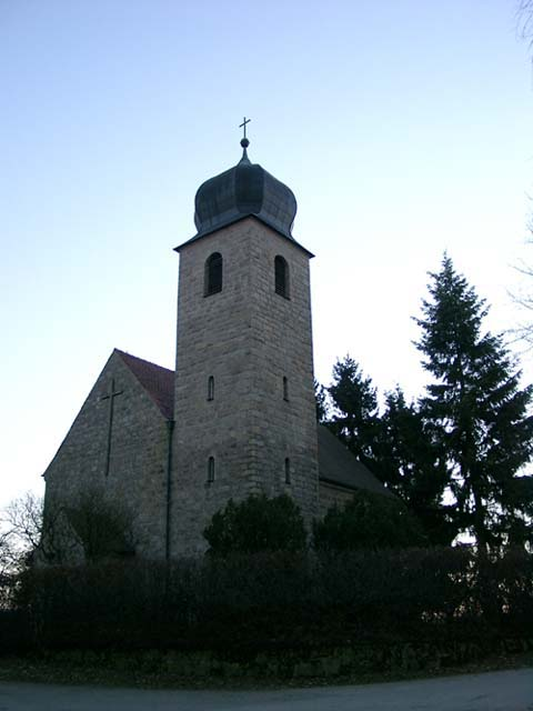 Kapelle Albersrieth