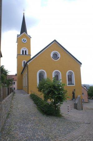 Pfarrei Leuchtenberg