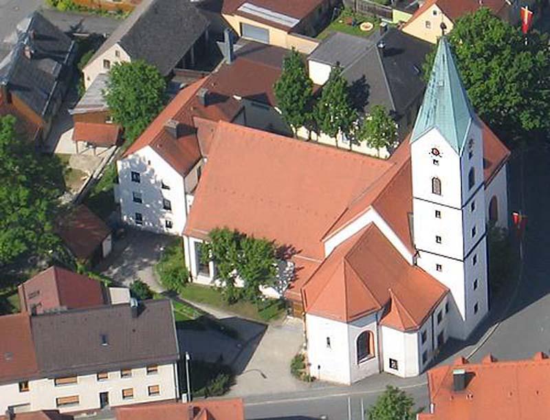 Kirche Waldthurn